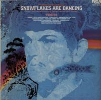 Tomita ‎– Snowflakes Are Dancing - Old Vinyl - Good